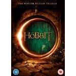 Hobbit trilogy Filmer The Hobbit Trilogy [DVD] [2015]
